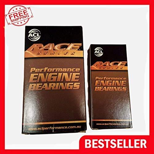 ACL Race Main Rod Bearings Mitsubishi GALANT ECLIPSE 4G63 4G63T 6-Bolt 89-92