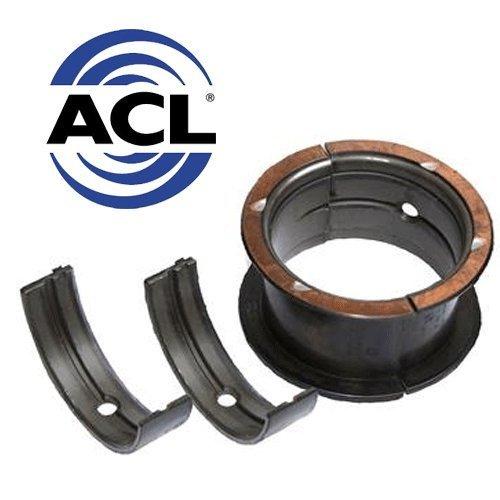 Auto Supply Mall ACL 4B8296HX-STD Rod Bearing Set Model 4B8296HX-STD Car Vehicle AccessoriesParts