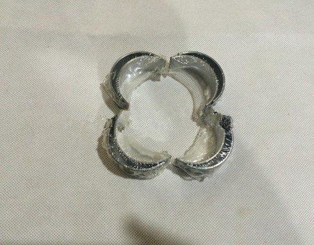 GOWE con rod bearings For kubota engine V2203 V2403 main bearing 52mm  con rod bearings 47mm std 025 05