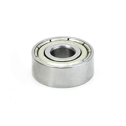 Amana Tool - 47706 Steel Ball Bearing Guide 12 Overall Dia x 316 Inner Dia x 316 Height