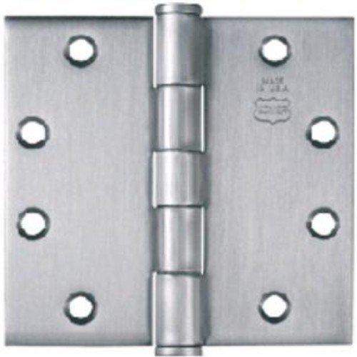 Bommer BB5002-450-630 45x45in Hinge-Full Mortise-Standard Weight-Ball Bearing-Stainless Steel Base by Bommer