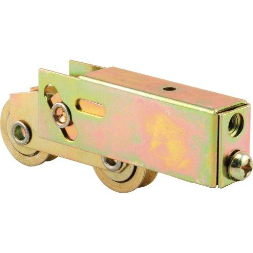 Slide-Co 134225 Sliding Door Tandem Roller Assembly 1-Inch Steel Ball Bearing