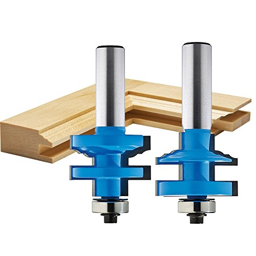Classical Stile and Rail Router Bit Set