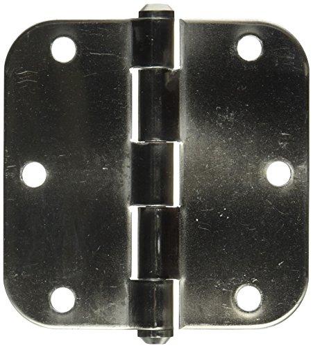 NATIONAL MFGSPECTRUM BRANDS HHI N830-269 Door Hinge 3-12-Inch Stainless Steel