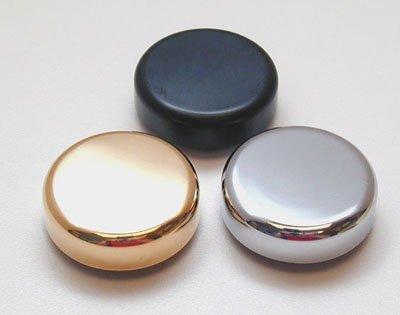 Blum 14 Glass Door Hinge Cover Cap - Black