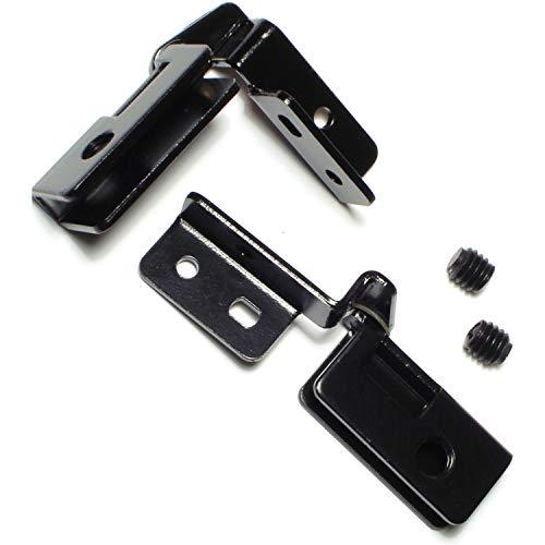 Hard-to-Find Fastener 014973152802 Glass Door Hinges Piece-2