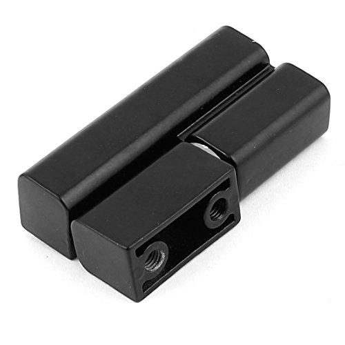 uxcell Cabinet Door Black Zinc Alloy Right Hand Lift Off Hinge Hardware