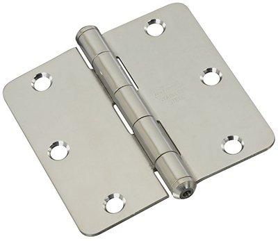 NATIONAL MFGSPECTRUM BRANDS HHI N830-272 Stainless Steel Door Hinges 3-12