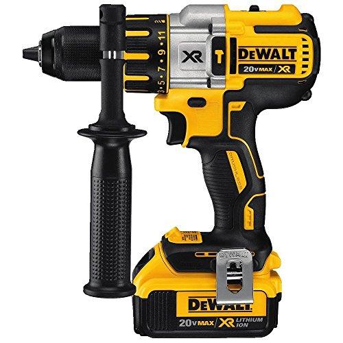 DeWALT DCD995M2R Reconditioned DCD995M2 20-Volt MAX XR 3-Speed Hammer Drill