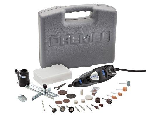 Dremel 300-124 300 Series Variable-Speed Rotary Tool Kit