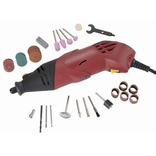 Heavy Duty Variable Speed Rotary Tool Kit 31 Pc HFJ14
