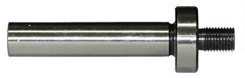12 Straight Shank to 38-24 Threaded Drill Chuck Arbor