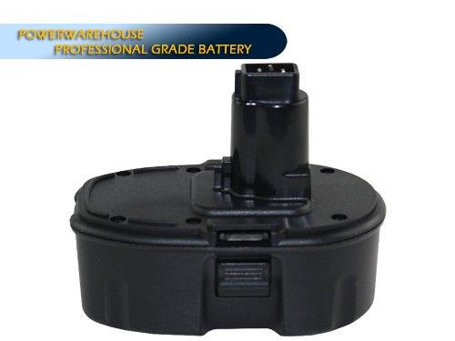 DeWalt DW919 Powertool Battery 18V 2000mAh - Premium Powerwarehouse Replacement Powertool Battery