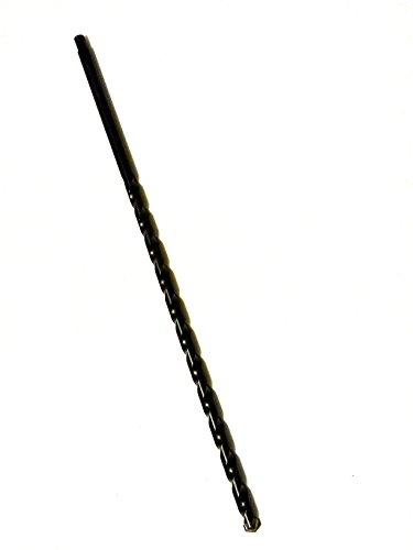 Pierce Installer Masonry Carbide Tip Drill Bit  with a Round Threaded Shank 12- Inch x 17-Inch Length
