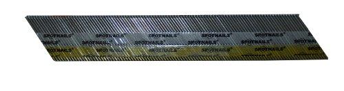 Spot Nails 15116APB 15-Gauge DA Style 2-Inch Angle Finish Nails Bright 1000 per box