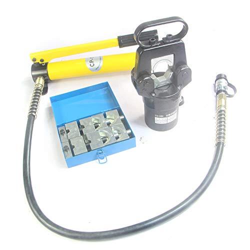 WUPYI Split Hydraulic Crimping Tools Hydraulic Compression Heads Split Type Crimping Tool Crimping Range 16-400mm²