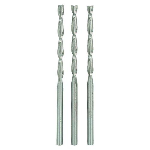 18 in High Speed Steel Spiral Cut Bits 3 Piece