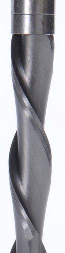 MLCS 5089 14-Inch Shank Solid Carbide Downcut Flush Trim Router Bit