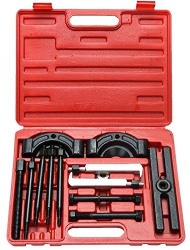 14PC Set Bearing Puller Gear Tool Flywheel Ball Bearing Separator Pulley Removal KitJikkolumlukka