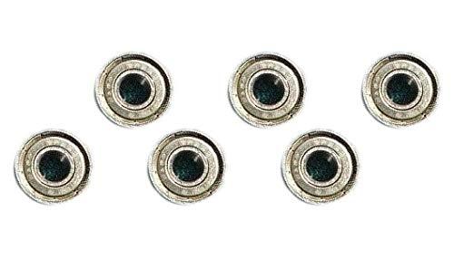 6 Six Guide Bearing Set Fits Sears Craftsman 119224000 Band Saw