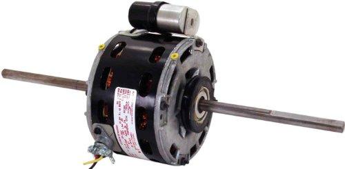 AO Smith 372  50-Inch Frame Diameter 125 HP 1060 RPM 115-Volt 06-Amp Sleeve Bearing Fan Coil