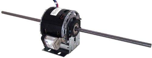 AO Smith 641  50-Inch Frame Diameter 130 HP 1075 RPM 115-Volt 05-Amp Sleeve Bearing Fan Coil