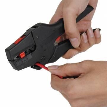 FUTIAN FS-D3 Self-Adjusting Insulation Stripper Wire Fasten Tools