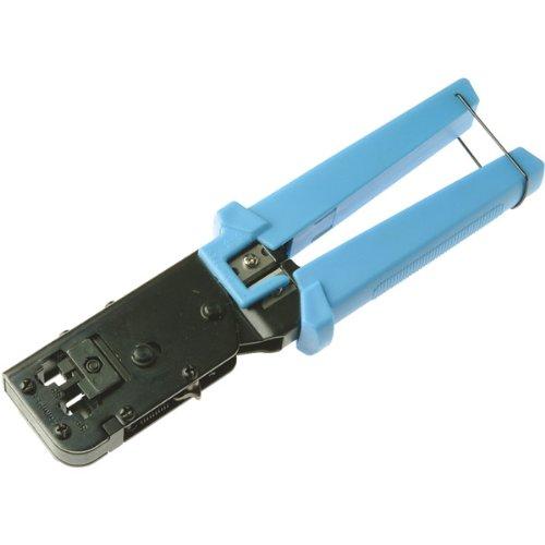 Platinum Tools EZ-RJ45 Crimp Tool for RJ-11 RJ-12 and RJ-45