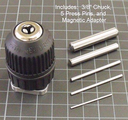 Arbor Press Magnetic Pin Press Chucking Tool