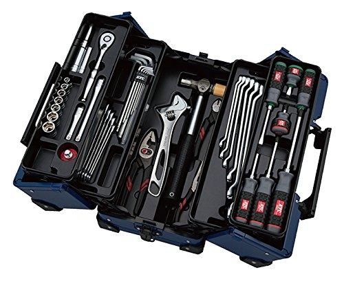 KTC Double Doors Metal Tool Box Tool Set