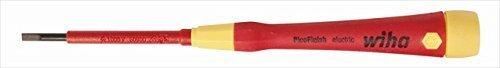 Wiha Tools 32004 Insulated Pico Finish Precision Slotted Screwdriver - 35 x 60 mm