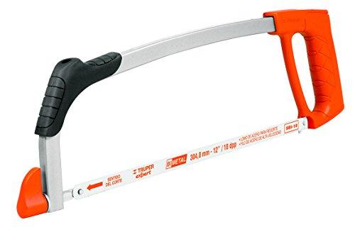 Truper 12 Professional Hacksaw Frame with Saw ATT-12