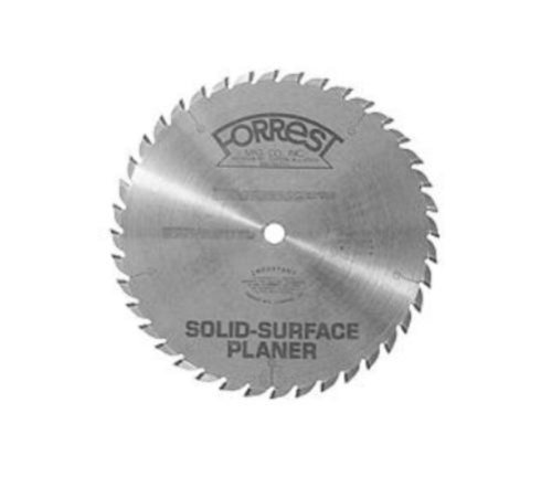 Forrest CP07Q408100 Solid Surface Material 7-14-Inch 40 Tooth 58-Inch Arbor 332-Inch Kerf Table Saw Blade