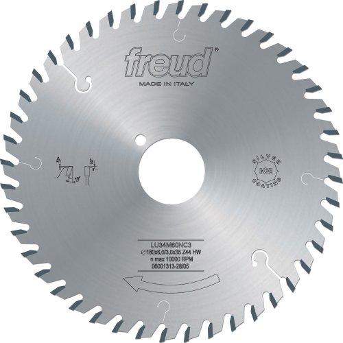 Freud LU34M40NC3 Saw Blade 180mm by 40 by 44t ATB 35mm Arbor