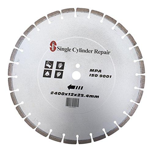 Diamond Blade Concrete Saw Blade Diamond Wheel Best Quality 16 for Ts800 K960 K970 Walk Behind Saw