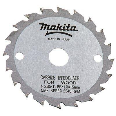 Makita 721005-A 24T Carbide Saw Blade 3-38-Inch