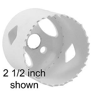 Hole Saw Blade 1 58 Inch Diam
