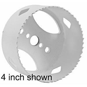 Hole Saw Blade 3 34 Inch Diam
