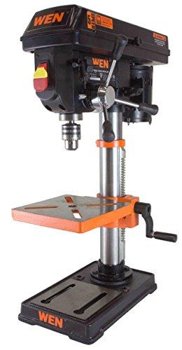 WEN 4210 Drill Press with Crosshair Laser 10-Inch