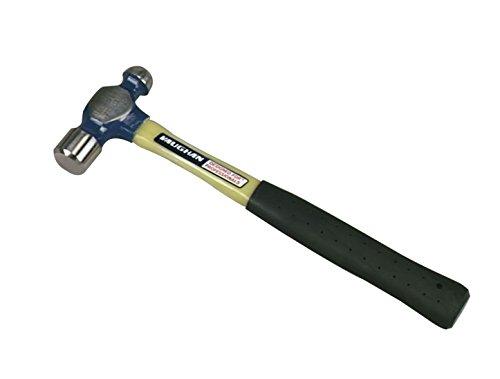 Vaughan FS016 Fiberglass Ball Pein Hammer 16-Ounce