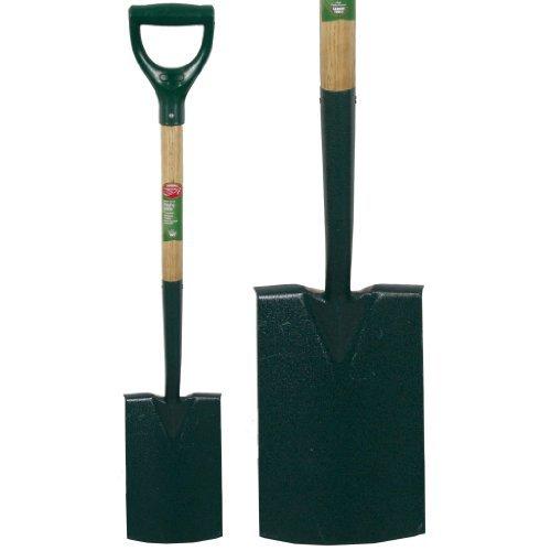 Border Digging Garden Spade Shovel Fork Ambassador Digging Spade by Ambassador