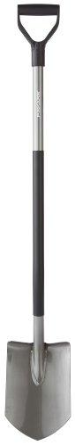 Fiskars 3141 Steel D-Handle Ergo Garden Spade Shovel 49-Inch