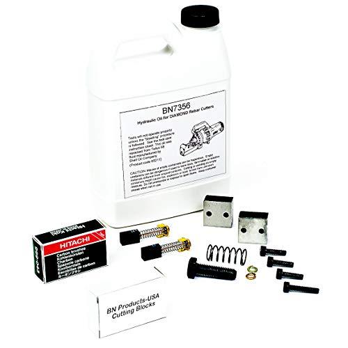 BN Products TU16LZK Rebar Cutter Tune-Up Kit for DC-16LZ Rebar Cutter