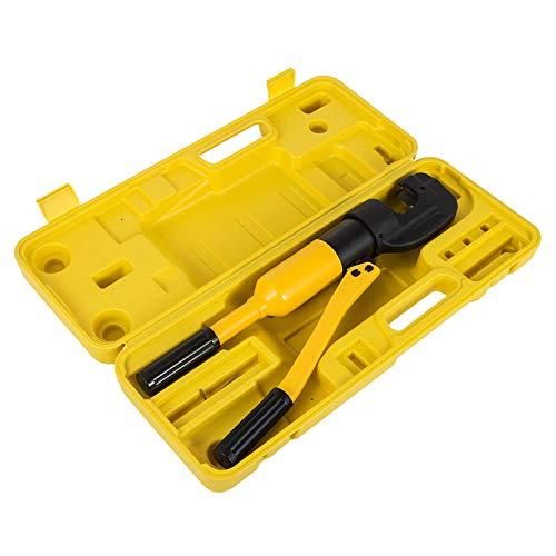 Happybuy Hydraulic Rebar Cutter 16T 78 Inch Concrete Construction Tool G-22 Rebar Cutter Cuts 18 to 78 Inch 4 to 22mm Handheld Hydraulic Rebar Cutter Handheld Reber Cutter