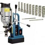 """Steel-Dragon-Tools-MD45-Magnetic-Drill-Press-13pc-2-""""-HSS-Annual-Cutter-Kit-2.jpg"""