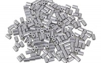 BQLZR-1mm-Round-Holes-Silver-M1-Ferrules-Aluminum-Crimping-Loop-Sleeve-for-Wire-Rope-Pack-of-200-43.jpg