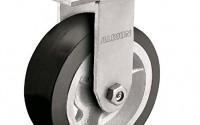 Albion-71MD08227R-Heavy-Duty-Rigid-Caster-8-Diameter-Mold-On-Rubber-on-Aluminum-Wheel-Radial-Bearing-2-Tread-Width-5-L-x-4-W-Plate-600-lb-Capacity-26.jpg